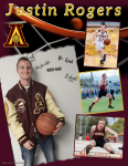 Senior Shout Out! Justin Rogers – Basketball and Track