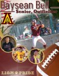 Senior Shout Out! Daysean Bell – Football and Baseball