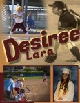 Senior Shout Out! Desiree Lara – Softball