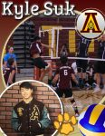 Senior Shout Out! Kyle Suk – Boys Volleyball