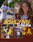 Senior Shout Out! Ashlynn Schulte – Dance Team