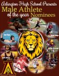 Nominees for Male Athlete of the year