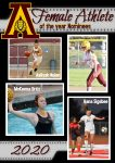 Female Athlete of the Year! Four exceptional nominees