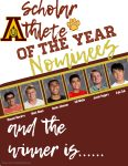 Scholar Athlete of the Year – The Nominees are in!