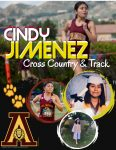 Senior Shout Out! Cindy Jimenez – Cross Country and Track