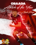 Citrus Belt Area Athletic Directors Association Male Athlete of the year is Charlie (Carlos) Zuniga – Soccer and Track