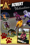 Senior Shout Out! Robert Valentine – Football and Track