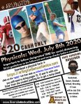 Fall Sport Physicals July 8th! Sports must come at designated time