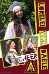 Senior Shout Out! Lorelei Van Daele – Cheer and Stunt