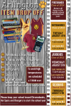 Arlington Item Drop off  – August 4th, 5th & 6th – Designated times per class