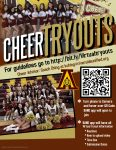 Cheer Tryouts will be held Virtually – JOIN the BAND APP today