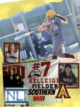 Kelleigh Fielder signs early with Southern Utah – Congratulations