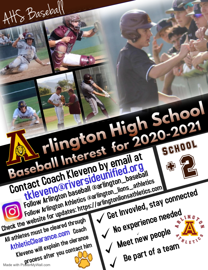 Interested in playing Baseball? You still can!