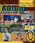 Arlington Softball, Autum Giordano Commits to The University of St. Mary  – Leavenworth Kansa