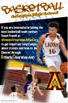 Contact Coach French for interest in Boys Basketball – It's not to late