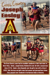 Cross Country competes at Norte Vista