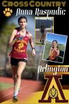 Anna Raspudic – Completes her final RVL cross country race