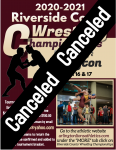 Riverside Country Wrestling Tournament CANCELED for 2021