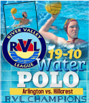 Boys Water Polo Beat Hillcrest to secure the RVL Championship