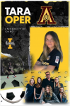 Tara Oper signs with The University of Idaho for Soccer – Congratulations
