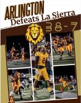 Arlington Football defeats La Sierra 38-7