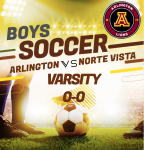 Soccer Plays Tough with Norte Vista to end with a TIE