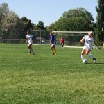 Bingham High School Girls Varsity Soccer beat Taylorsville High School 3-0
