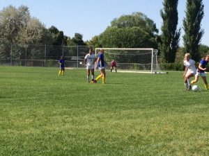Girls Soccer vs. Taylorsville