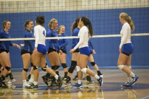 Volleyball vs. Fremont