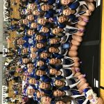 Bingham High School Girls Varsity Competitive Cheer finishes 1st place