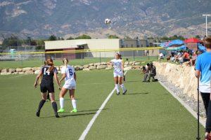 Varsity vs Lone Peak 8-22-2017