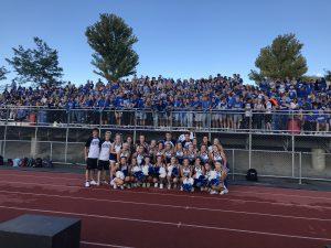2018-2019 Cheer