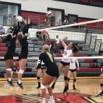 Varsity Volleyball is Victorious in Region Opener
