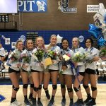 Varsity Volleyball Sweeps Westlake on Senior Night