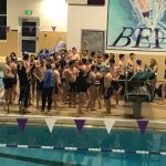 Bingham Swim Team Kicks Off 2018-19 Season Against Box Elder