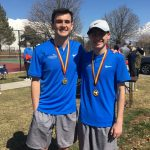 Boys Tennis Doubles Take Down Jordan