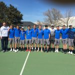 Bingham Boys Flex Their Muscle at Tennis Elite Tournament