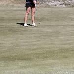 Girls Golf Takes Advantage Of Weather
