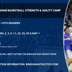 Bingham Basketball Spring Strength & Agility Camp
