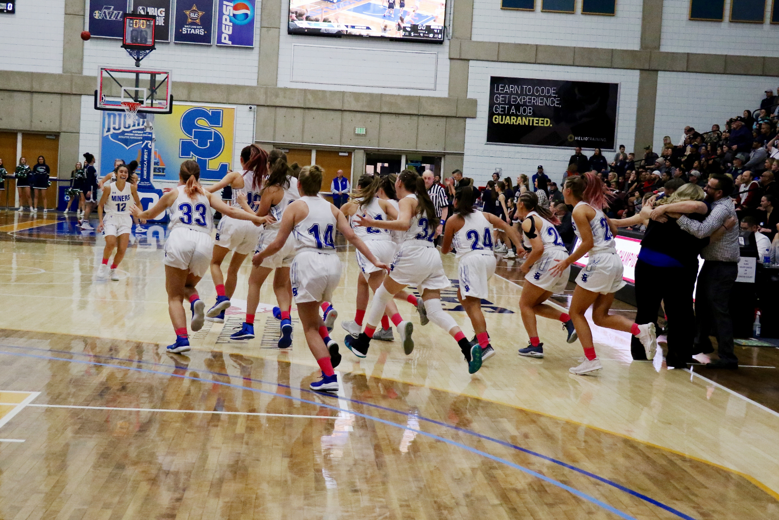 Bingham Girls Basketball Spring Camp