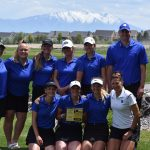Girls Golf Takes 6A Academic All State Team Award