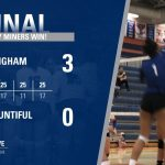 Bingham Volleyball sweeps Bountiful