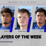 Bingham @ Corner Canyon Players of the Week