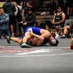 Bingham Wrestling Finishes 3rd at Turkey Brawl