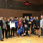 Bingham JV Win the JV Hawk Duals