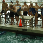 Bingham Swim Attacks the Competition