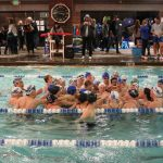 Miners Top West and Bountiful in Home Meet