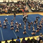 JV Cheer Crushes It!