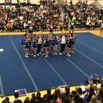 Varsity Cheer Sets The Standard!!