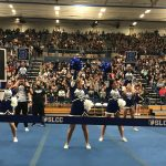 Varsity Cheer On Point @ State